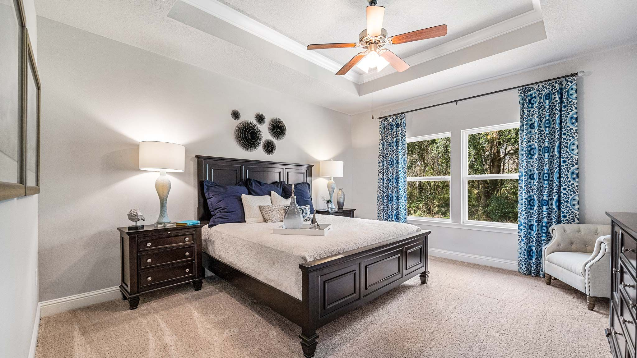 Bedroom featured in The Victoria By D.R. Horton in Mobile, AL