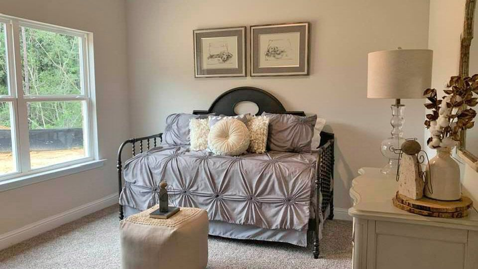 Bedroom featured in The Hawthorne By D.R. Horton in Mobile, AL