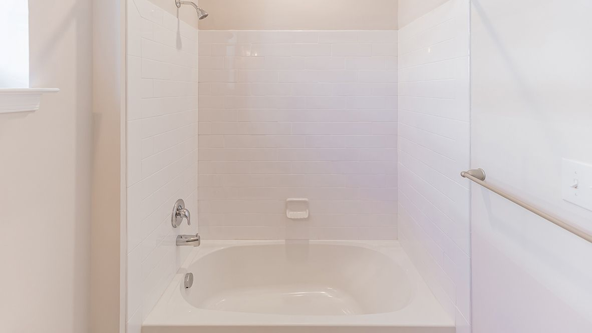Bathroom featured in the Bristol By D.R. Horton in Philadelphia, NJ