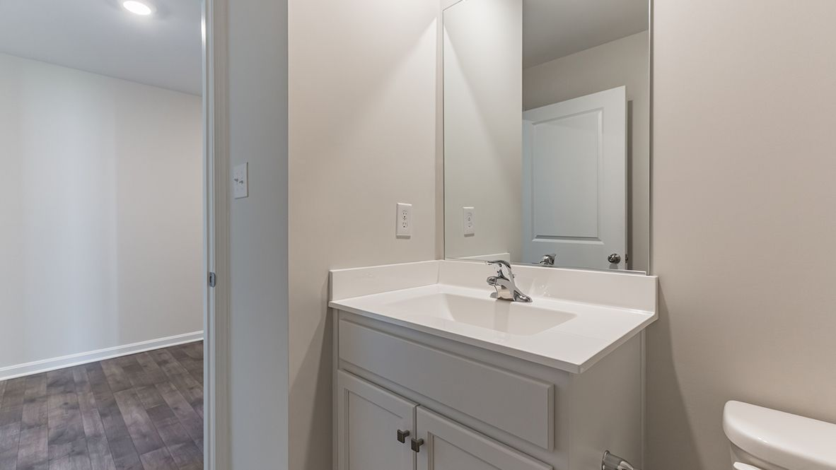 Bathroom featured in the Freeport By D.R. Horton in Cumberland County, NJ