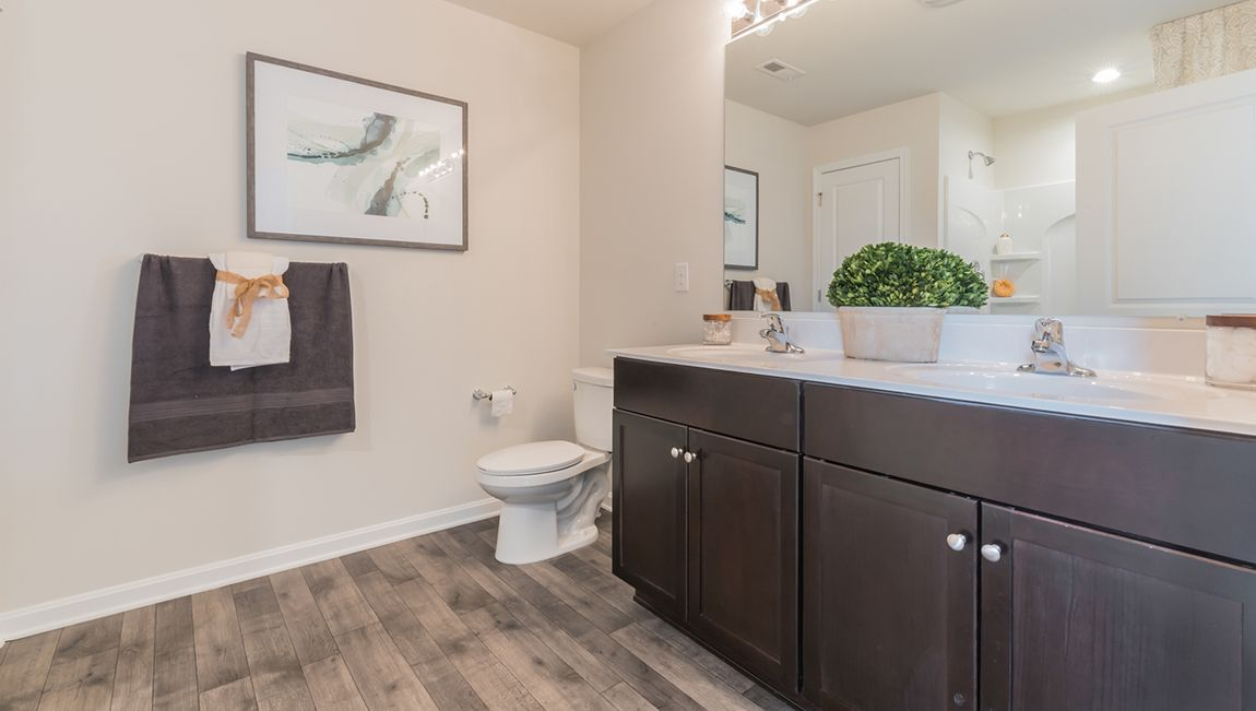 Bathroom featured in the Deerfield By D.R. Horton in Cumberland County, NJ