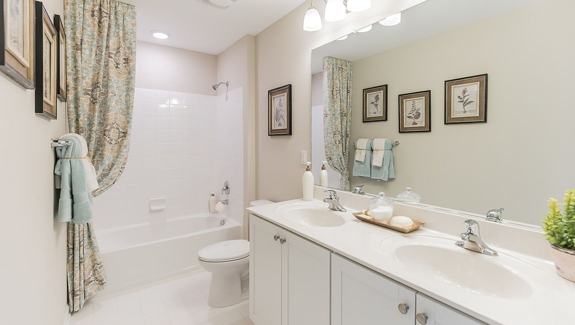Bathroom featured in the Winston By D.R. Horton in Ocean County, NJ