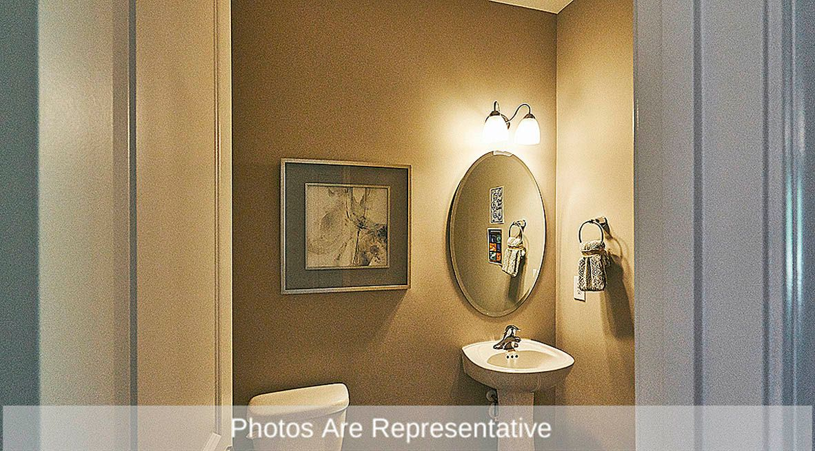 Bathroom featured in the Wilmington By D.R. Horton in Jacksonville, NC
