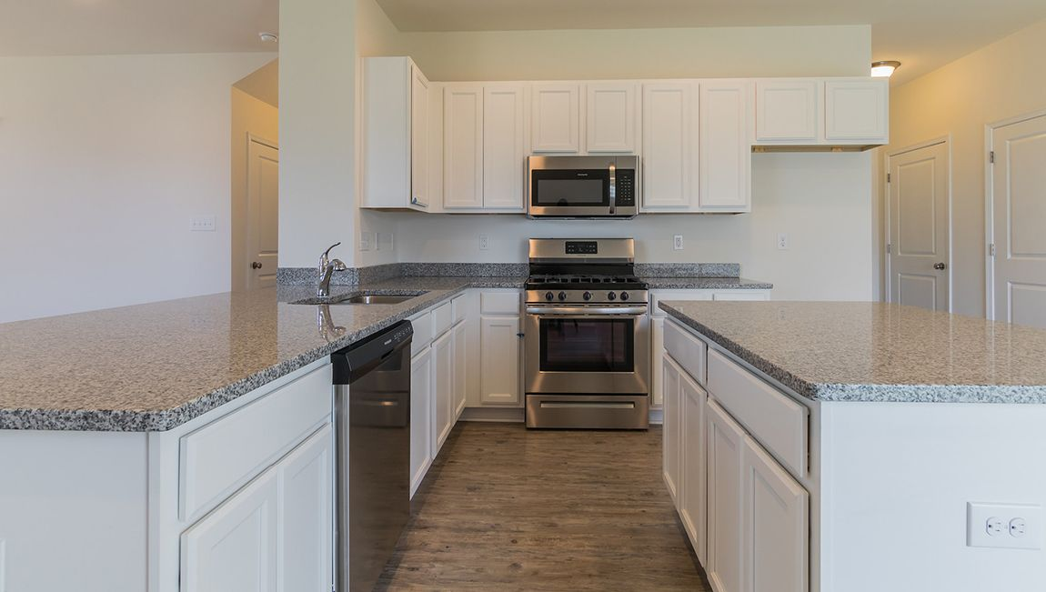 Kitchen featured in the Northwest By D.R. Horton in Atlantic-Cape May, NJ