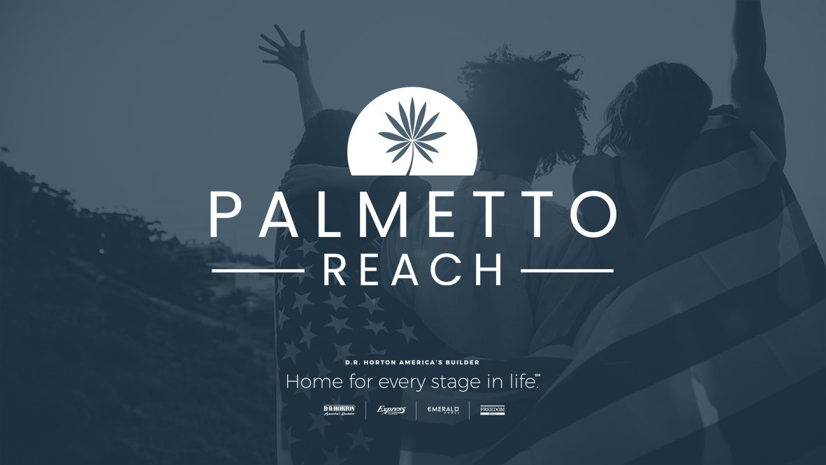 'Palmetto Reach' by D.R. Horton - Charleston in Charleston