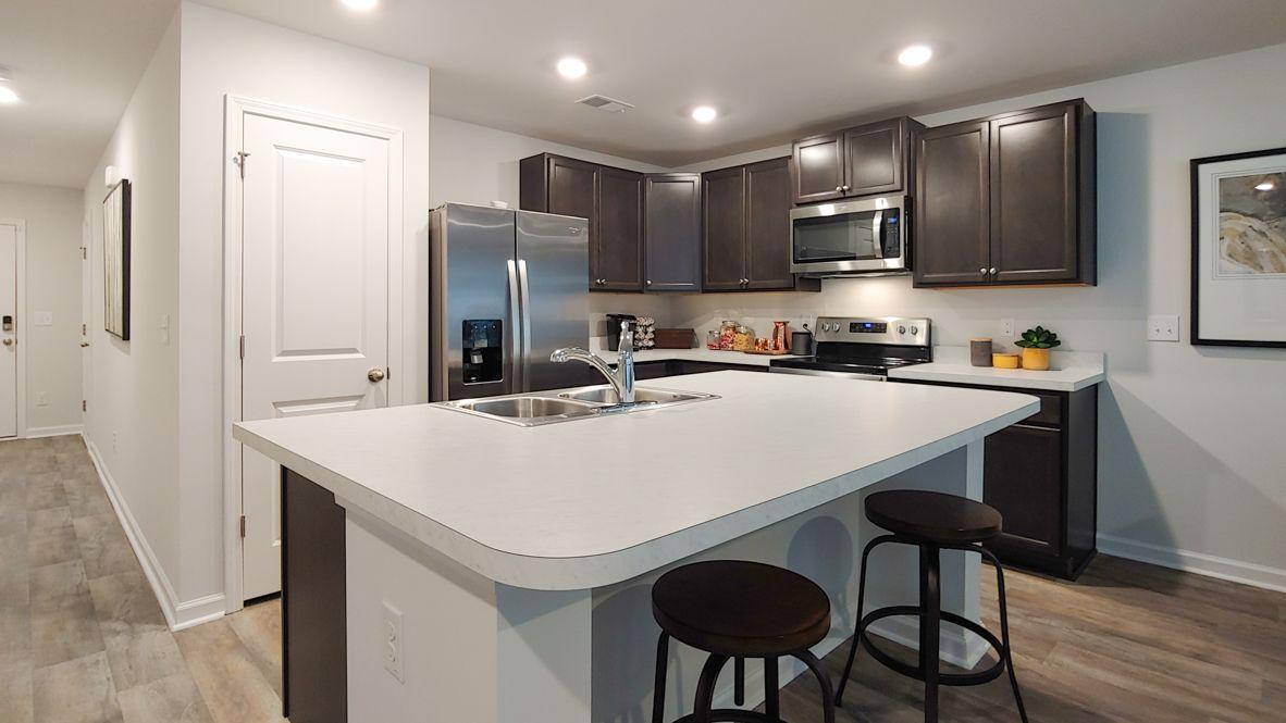 Kitchen featured in the Davis By D.R. Horton in Charleston, SC