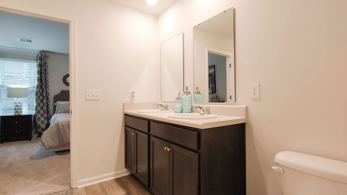 Bathroom featured in the Davis By D.R. Horton in Charleston, SC