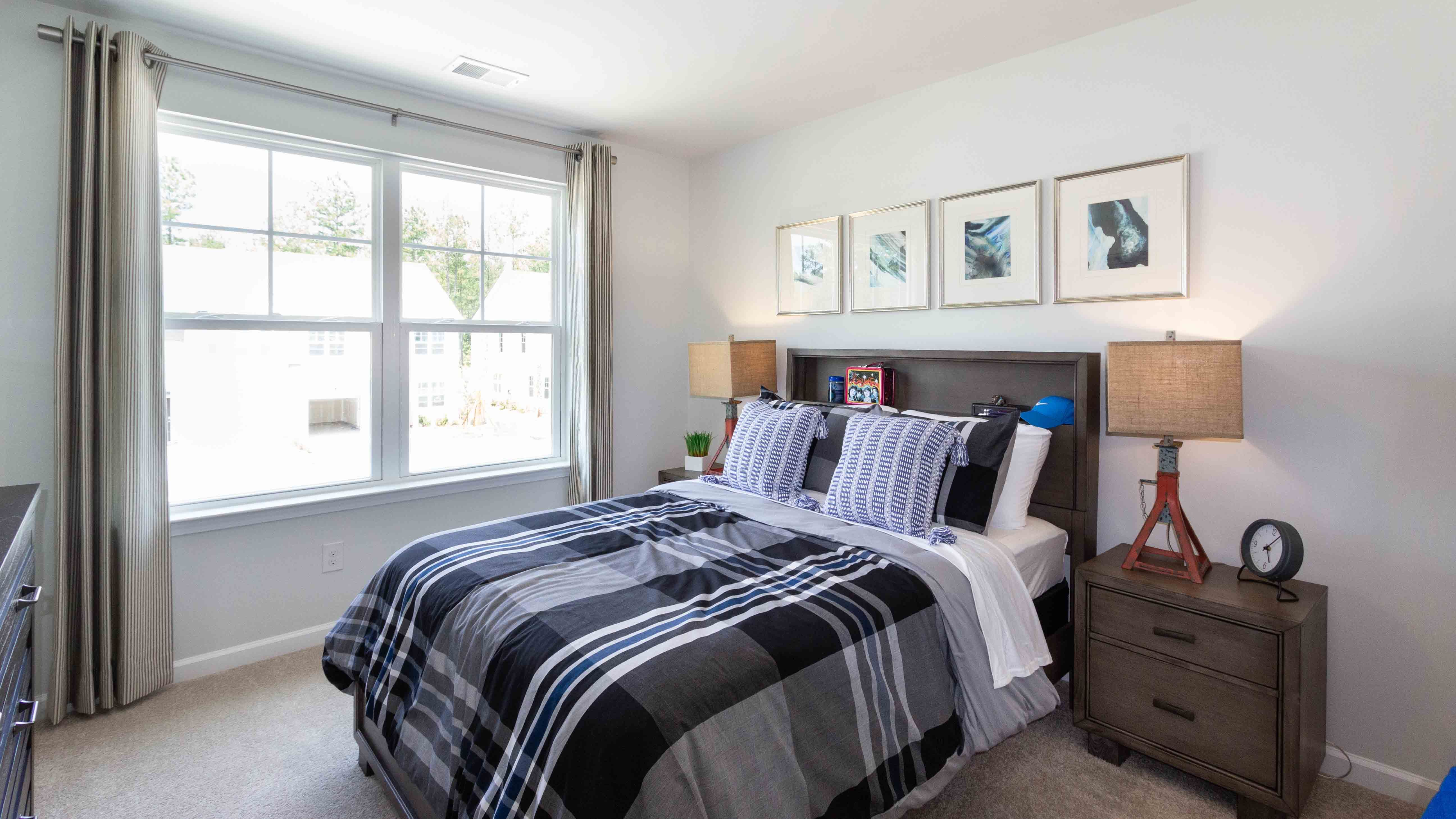 Bedroom featured in the Marion By D.R. Horton in Charleston, SC