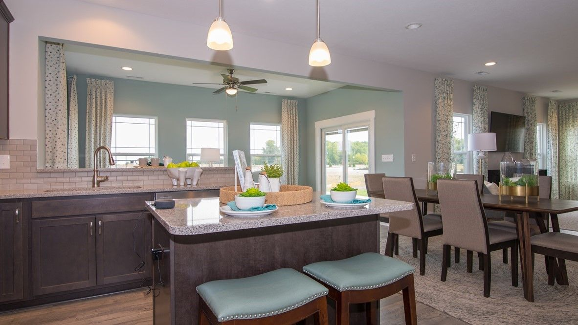 Kitchen featured in the Bristol By D.R. Horton in Indianapolis, IN