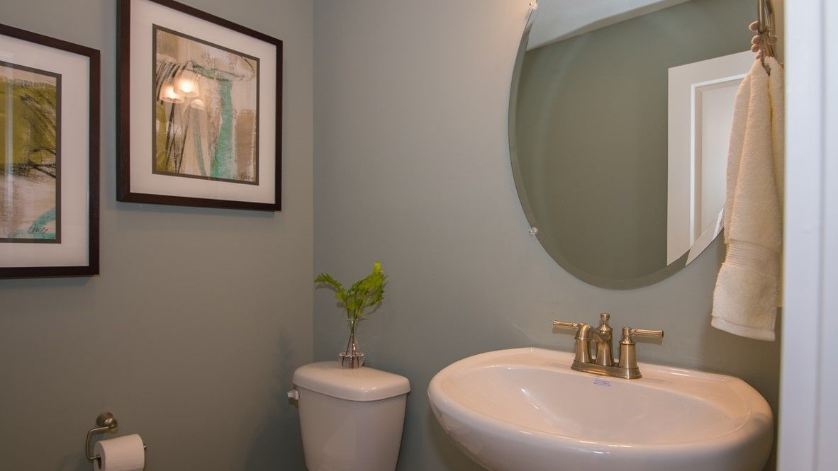 Bathroom featured in the Bristol By D.R. Horton in Indianapolis, IN