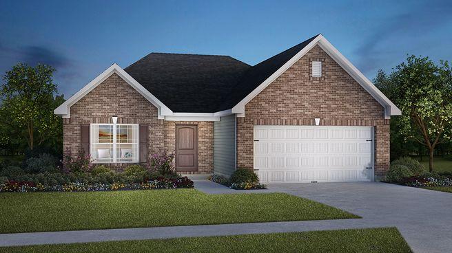 7332 Wooden Grange Drive (Lafayette)
