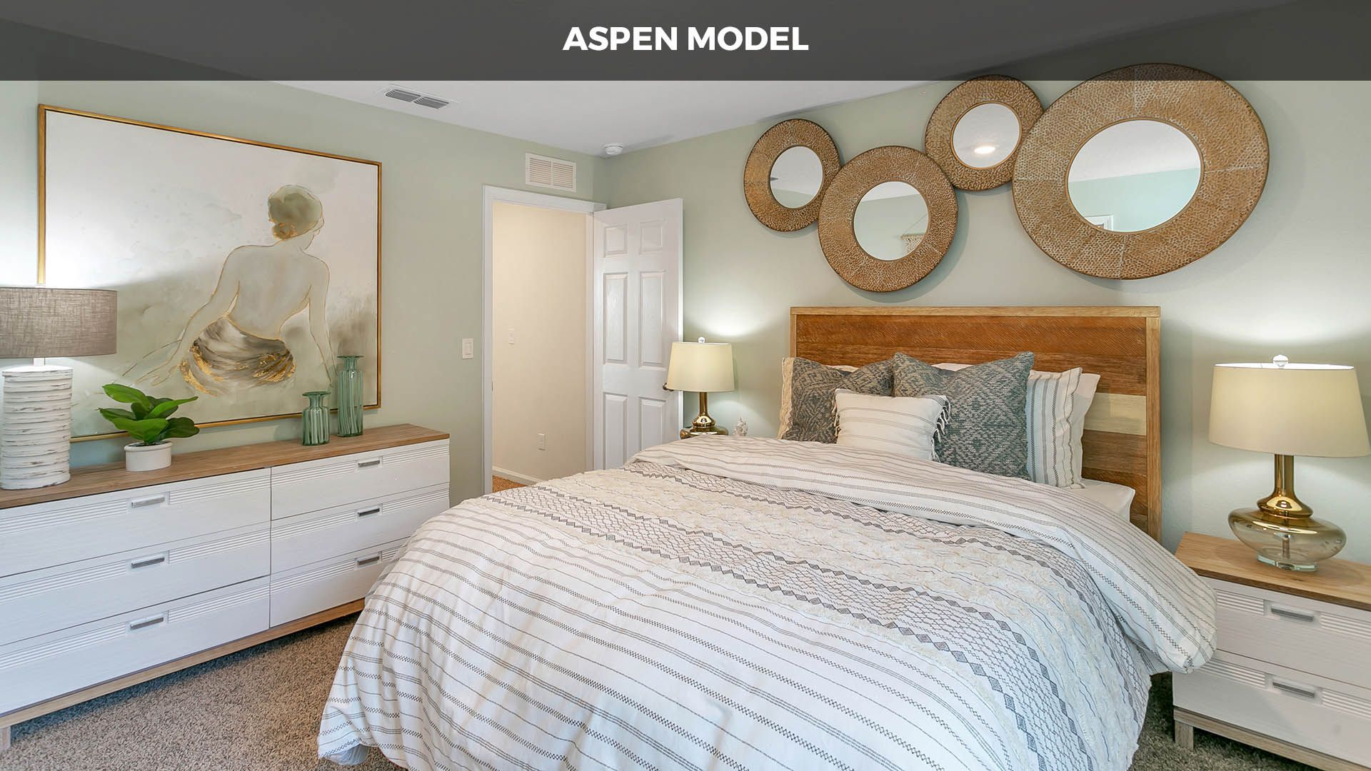 Bedroom featured in the ASPEN By D.R. Horton in Jacksonville-St. Augustine, FL