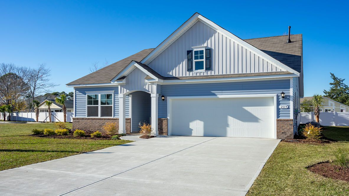 Exterior featured in the Acadia By D.R. Horton in Myrtle Beach, SC