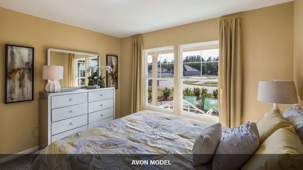 Bedroom featured in the Avon By D.R. Horton in Jacksonville-St. Augustine, FL