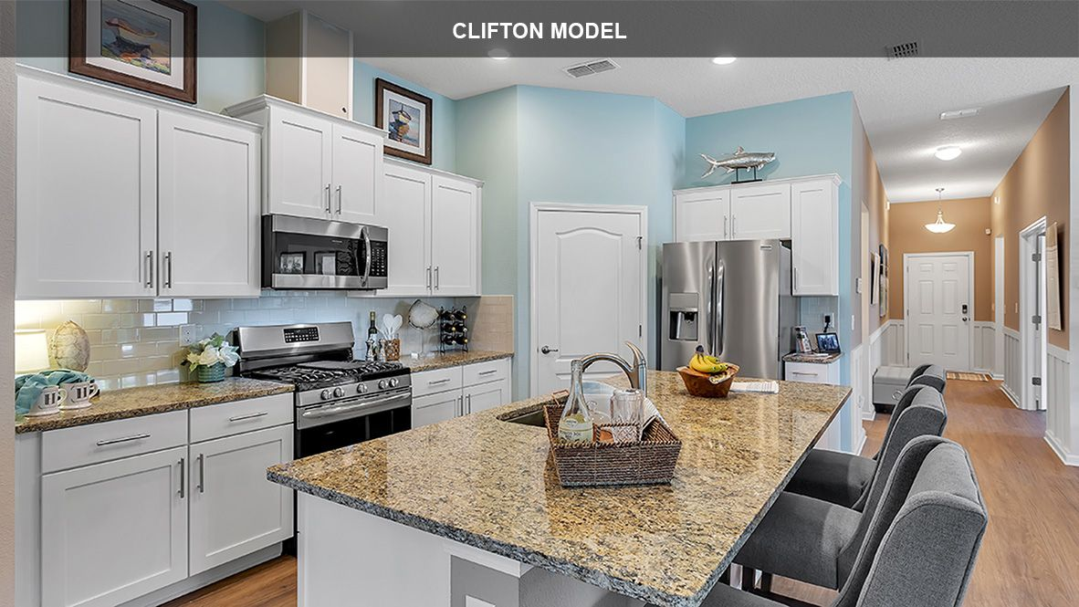 Kitchen featured in the Clifton By D.R. Horton in Jacksonville-St. Augustine, FL