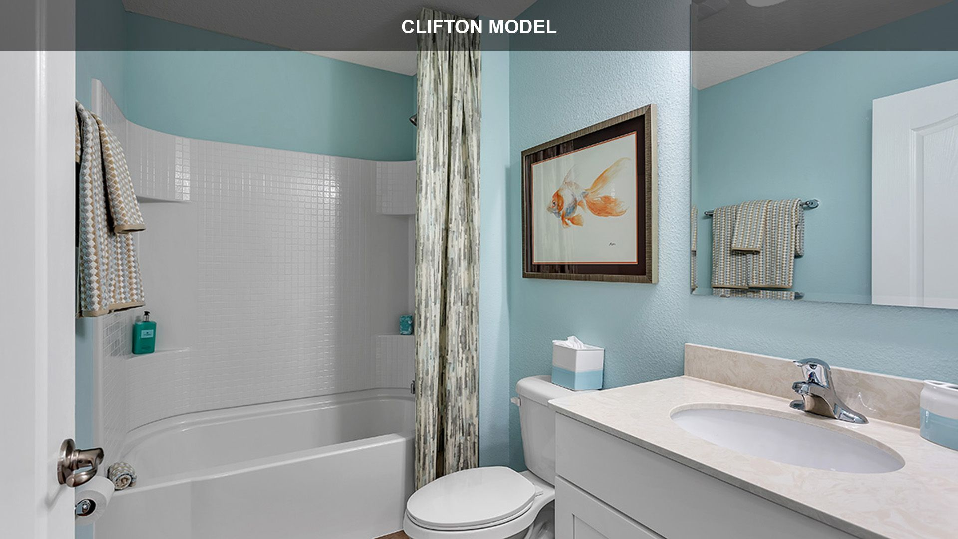 Bathroom featured in the Clifton By D.R. Horton in Jacksonville-St. Augustine, FL