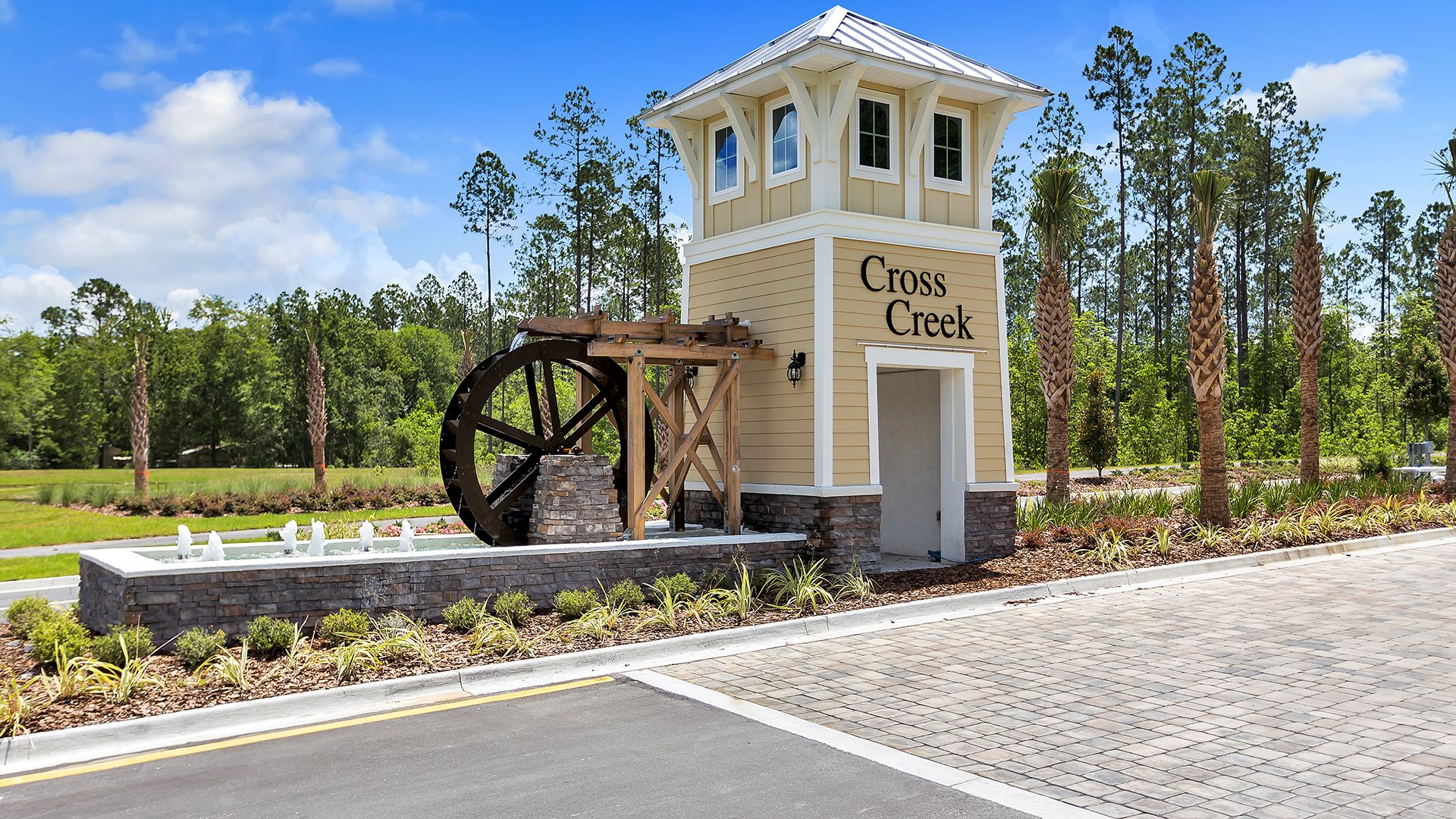 'Cross Creek' by D.R. Horton - Jacksonville in Jacksonville-St. Augustine