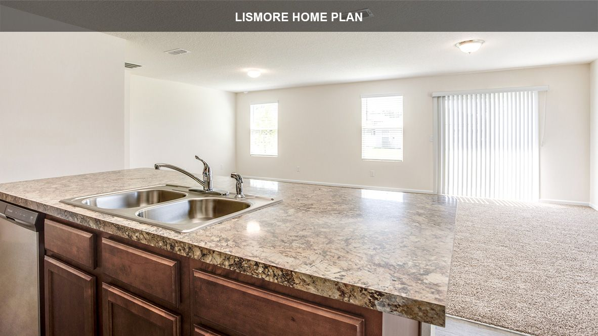 Kitchen featured in the LISMORE By D.R. Horton in Jacksonville-St. Augustine, FL