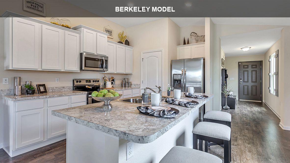 Kitchen featured in the BERKELEY By D.R. Horton in Jacksonville-St. Augustine, FL