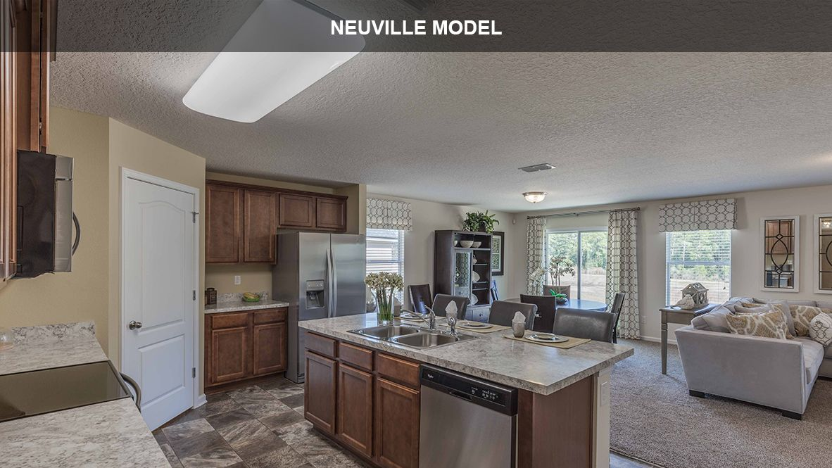 Living Area featured in the NEUVILLE By D.R. Horton in Jacksonville-St. Augustine, FL