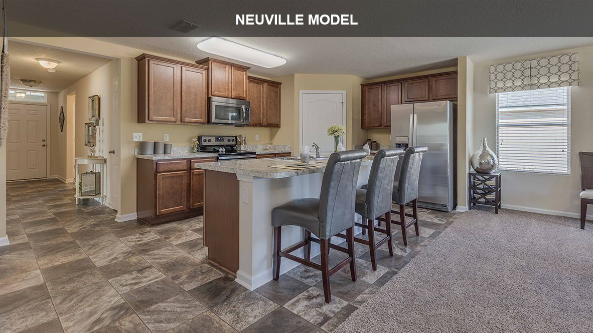 Kitchen featured in the NEUVILLE By D.R. Horton in Jacksonville-St. Augustine, FL