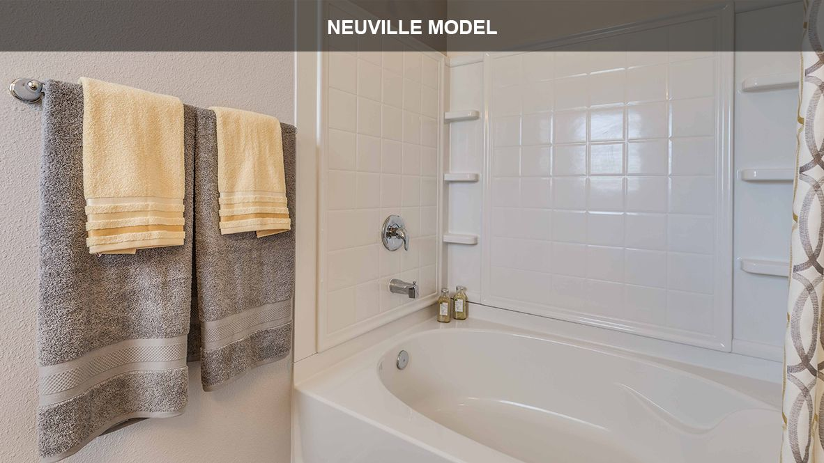 Bathroom featured in the NEUVILLE By D.R. Horton in Jacksonville-St. Augustine, FL