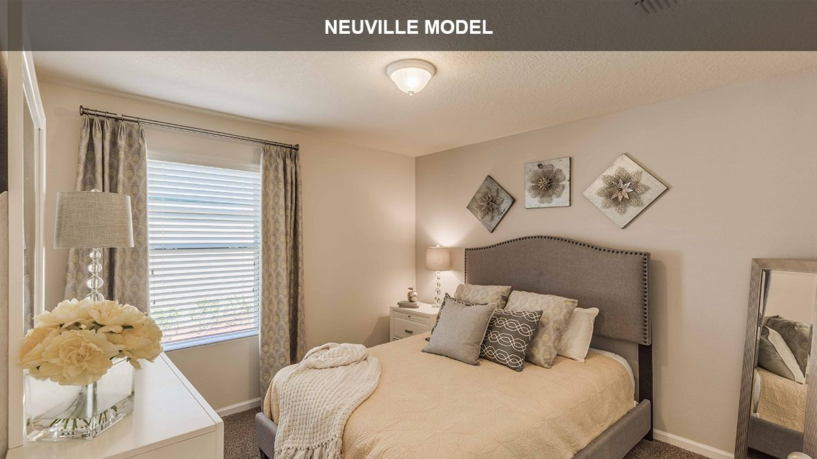 Bedroom featured in the NEUVILLE By D.R. Horton in Jacksonville-St. Augustine, FL
