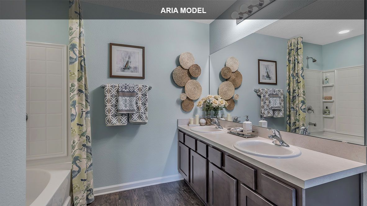 Bathroom featured in the ARIA By D.R. Horton in Jacksonville-St. Augustine, FL