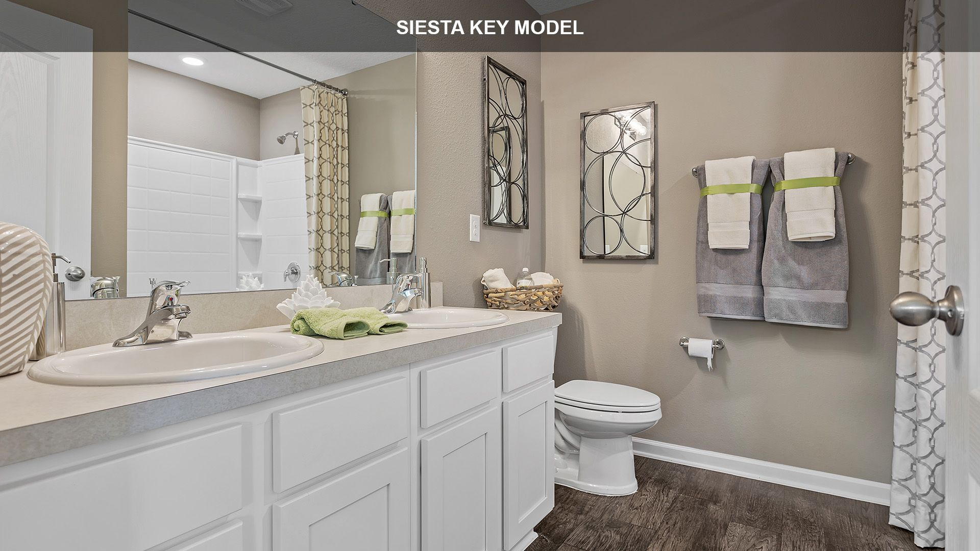 Bathroom featured in the SIESTA KEY By D.R. Horton in Jacksonville-St. Augustine, FL