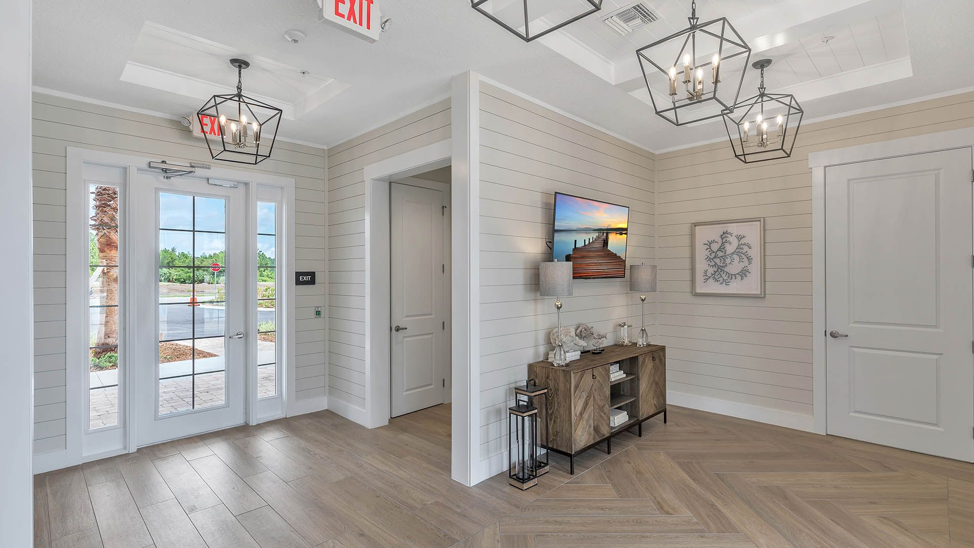 Living Area featured in the ADELE By D.R. Horton in Daytona Beach, FL