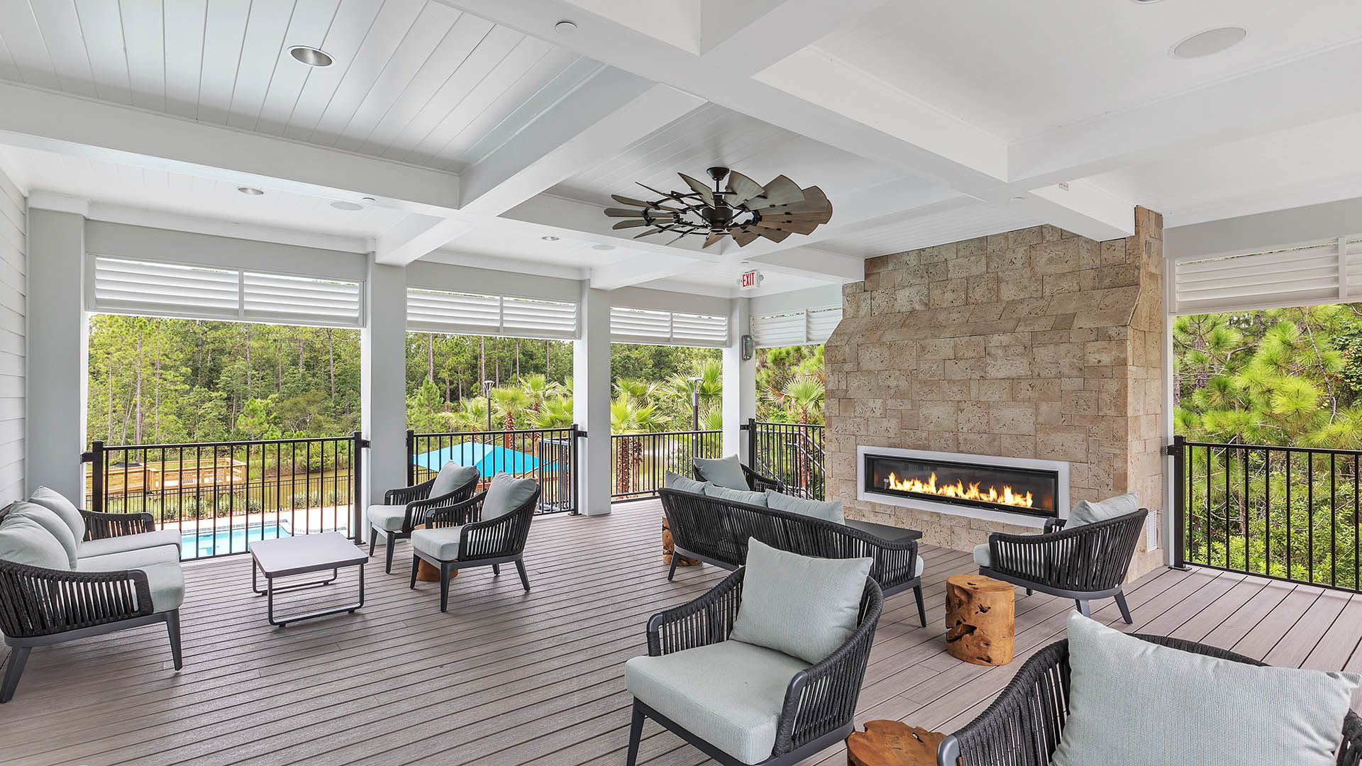 Living Area featured in the SIESTA KEY By D.R. Horton in Daytona Beach, FL