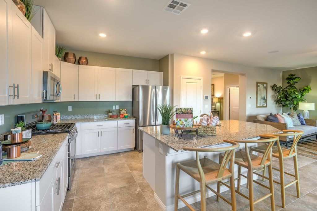 Kitchen featured in the 2665 Plan (3-Car) By D.R. Horton in Las Vegas, NV
