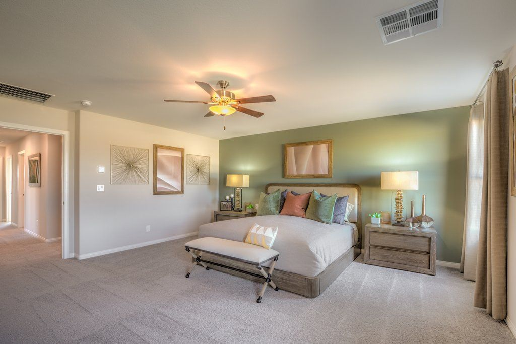 Bedroom featured in the 2665 Plan (3-Car) By D.R. Horton in Las Vegas, NV