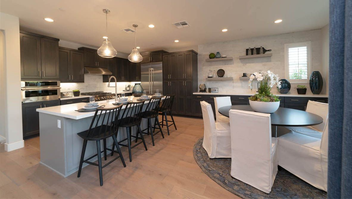Kitchen featured in the Residence 2 By D.R. Horton in San Francisco, CA