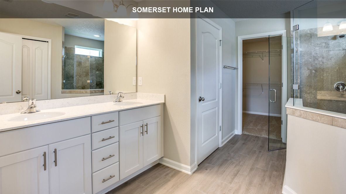 Bathroom featured in the SOMERSET By D.R. Horton in Jacksonville-St. Augustine, FL