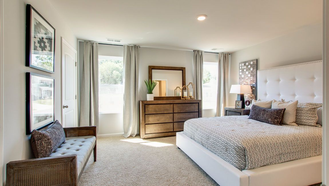 Bedroom featured in the FRANKLIN By D.R. Horton in Nashville, TN