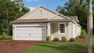 HAMPTON - SilverLeaf Hartford: Saint Augustine, Florida - D.R. Horton