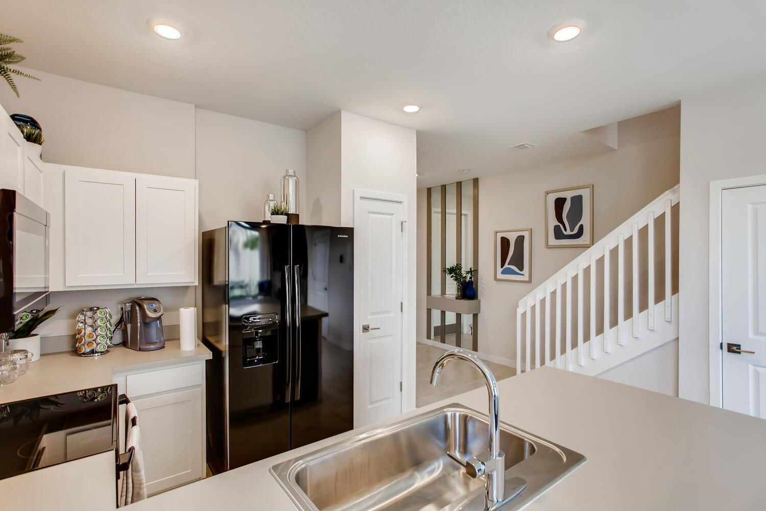 Kitchen featured in the Bondi By D.R. Horton in Palm Beach County, FL