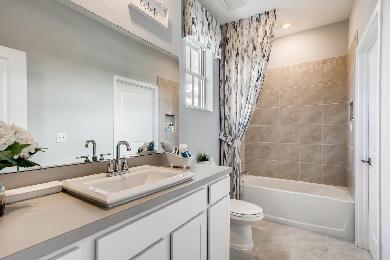 Bathroom featured in the Bondi By D.R. Horton in Palm Beach County, FL