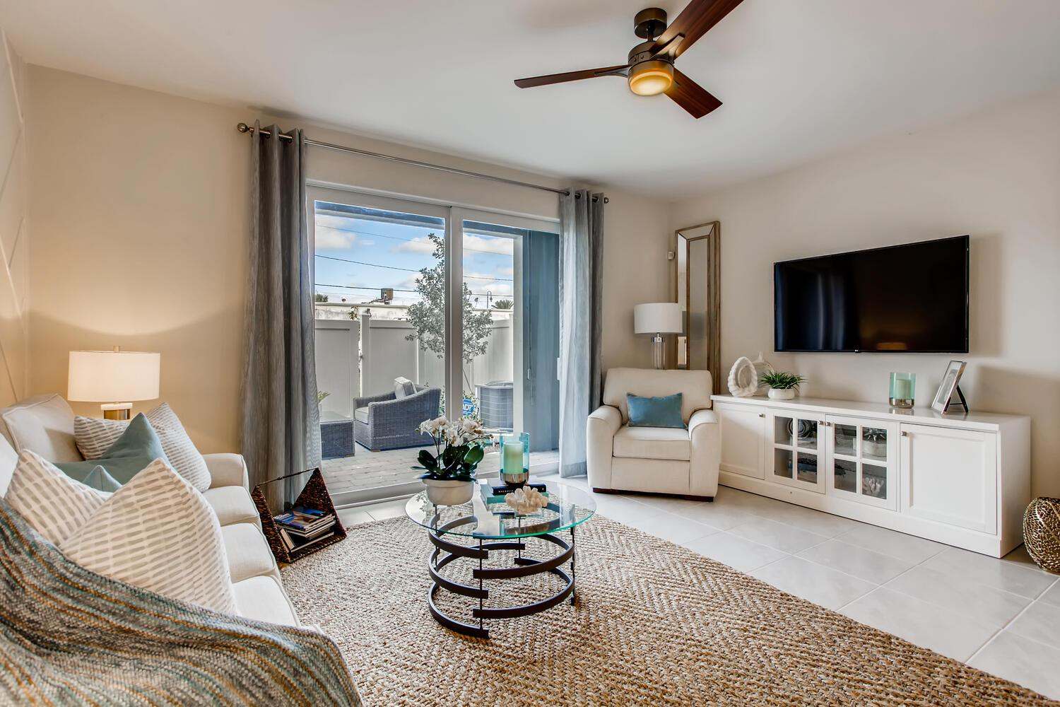 Living Area featured in the Waverly By D.R. Horton in Palm Beach County, FL