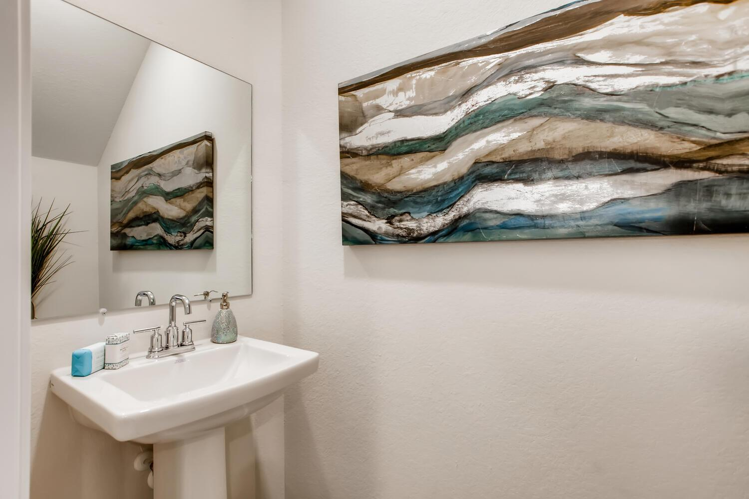 Bathroom featured in the Waverly By D.R. Horton in Palm Beach County, FL