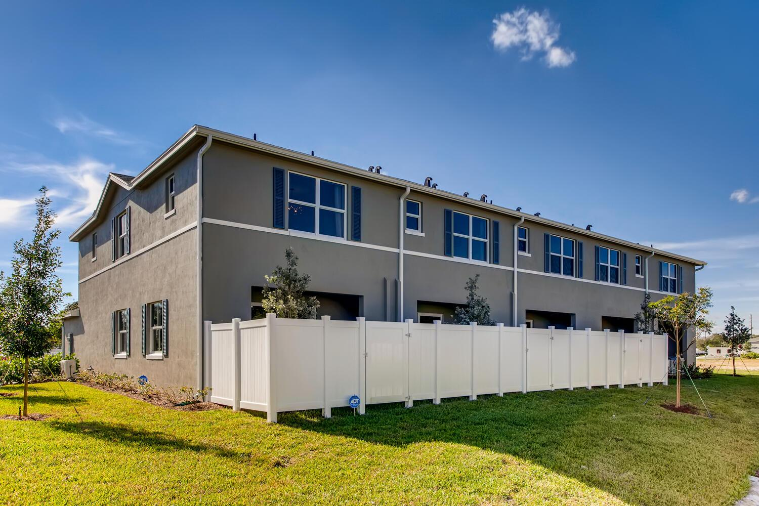Exterior featured in the Bondi By D.R. Horton in Palm Beach County, FL