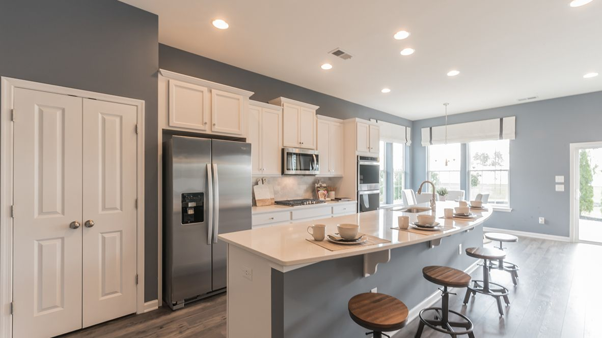 Kitchen featured in the Azalea By D.R. Horton in Ocean County, NJ