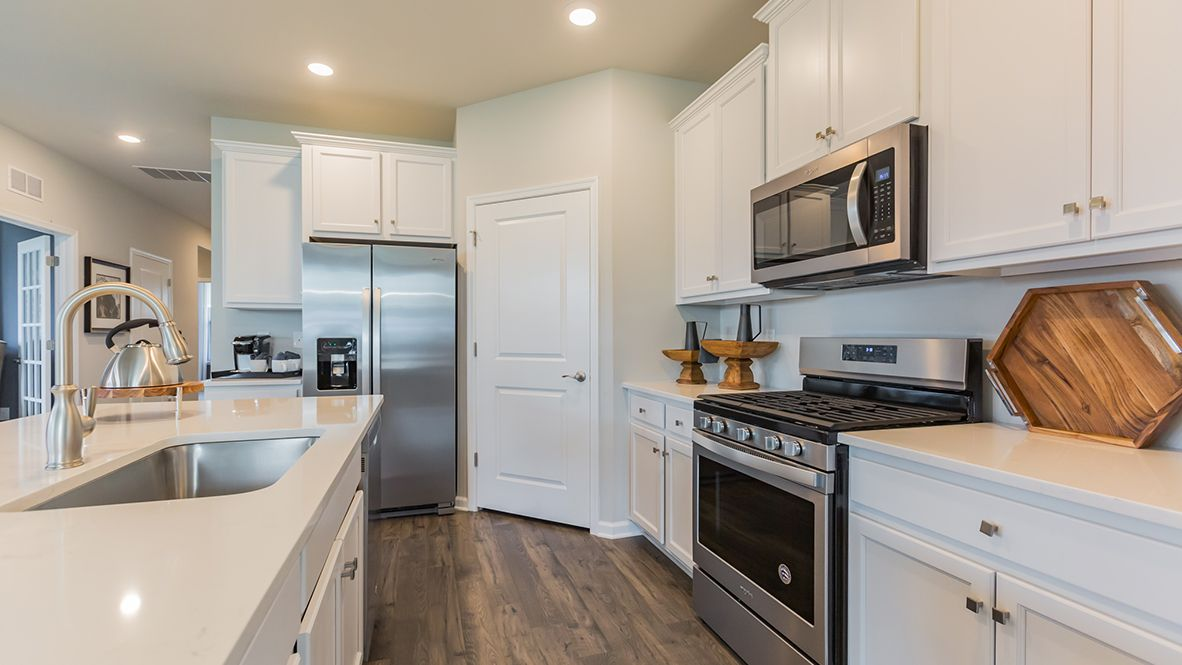 Kitchen featured in the Bristol By D.R. Horton in Ocean County, NJ