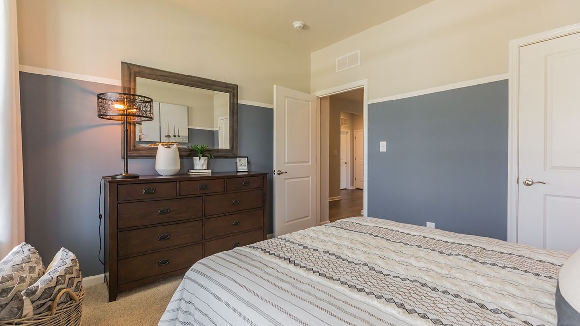Bedroom featured in the Bristol By D.R. Horton in Ocean County, NJ