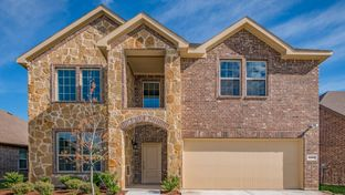 H204 Medbourne - Bluewood: Celina, Texas - D.R. Horton