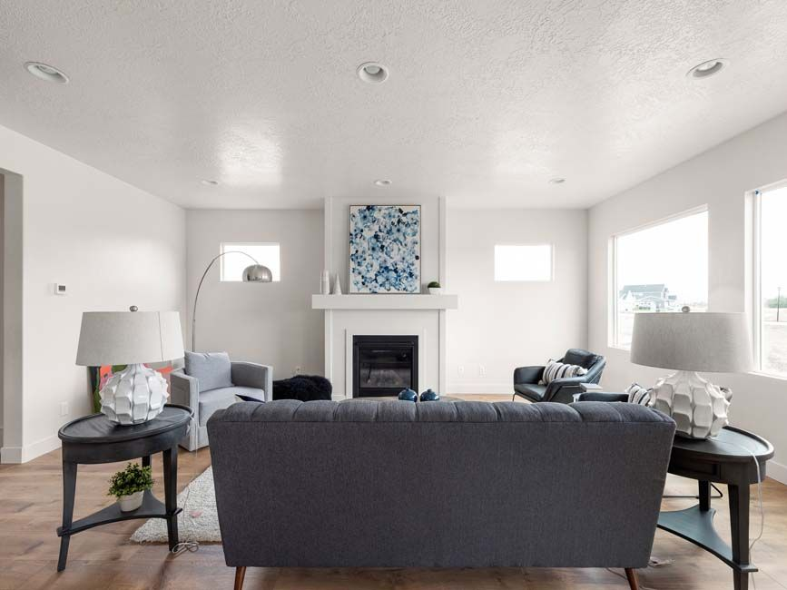 Living Area featured in the Endicott By D.R. Horton in Provo-Orem, UT