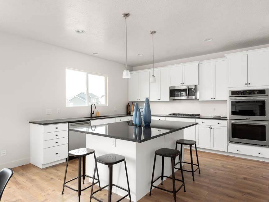 Kitchen featured in the Endicott By D.R. Horton in Provo-Orem, UT
