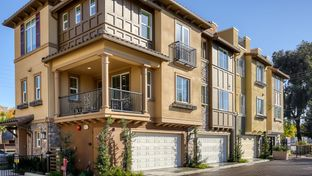 Residence 4 - Amalfi: Mountain View, California - D.R. Horton