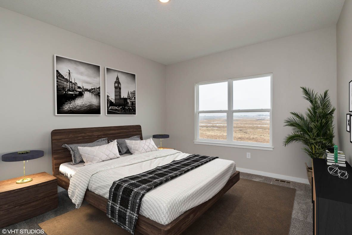 Bedroom featured in the Chatham By D.R. Horton in Indianapolis, IN